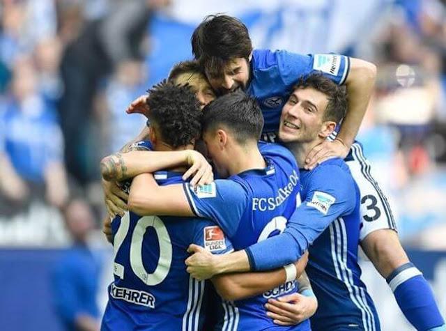 FC Schalke 04 Goal Song PES 2017