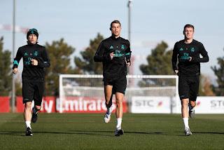 Φθάνει αύριο η αποστολή της Real Madrid στην Κύπρο (πρόγραμμα)