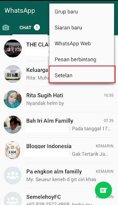 Cara Mengganti Background Chat di WhatsApp Tanpa Aplikasi
