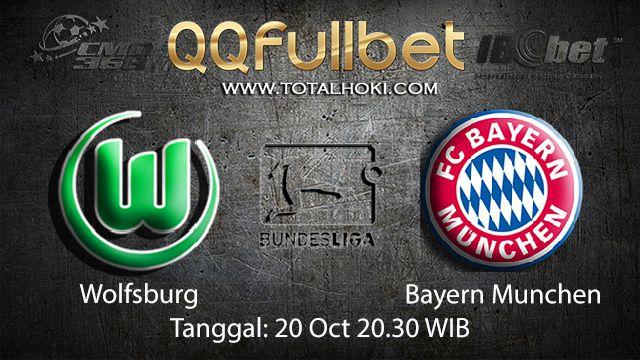 Prediksi Bola Jitu Wolfsburg vs Bayern Munchen 20 Oktober 2018 ( German Bundesliga )