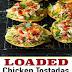 Loaded Chicken Tostadas Recipe