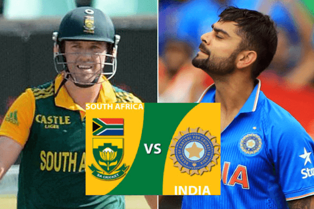 India vs South Africa 1st T20I Preview 2018
