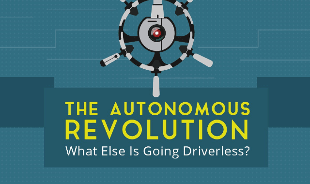 The Autonomous Revolution: What Else Is going Driverless?