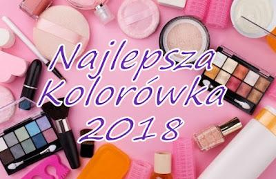 najlepsze kosmetyki do makijażu 2018