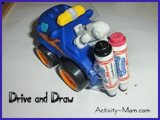 drive and draw