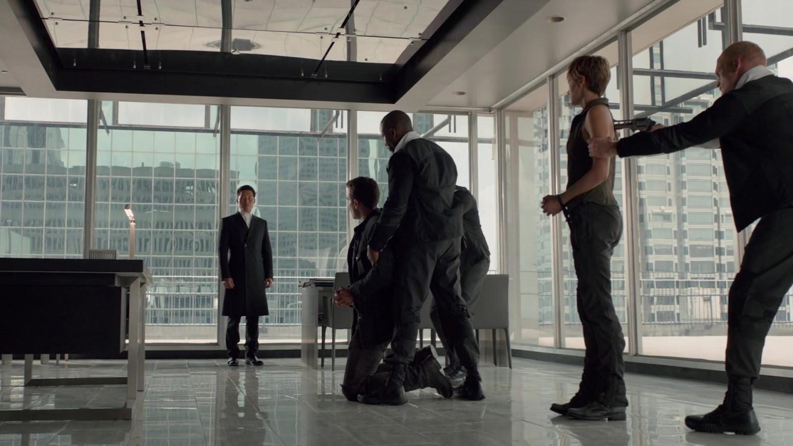 Insurgent 2015 Men Tied Up