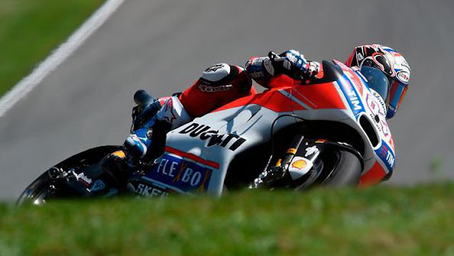 Jelang MotoGP Jepang: Dovizioso Pede Bakal Dapat Hasil Bagus di Motegi