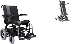 KP 80 Power Standing Wheelchair