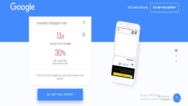 اهم المواقع والادوات لفحص واختبار اداء وسرعة موقعك او مدونتك