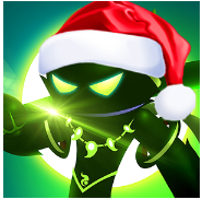 League of Stickman Ninja MOD Apk v3.3.2 Android Unlimited Money + Gems Update Terbaru