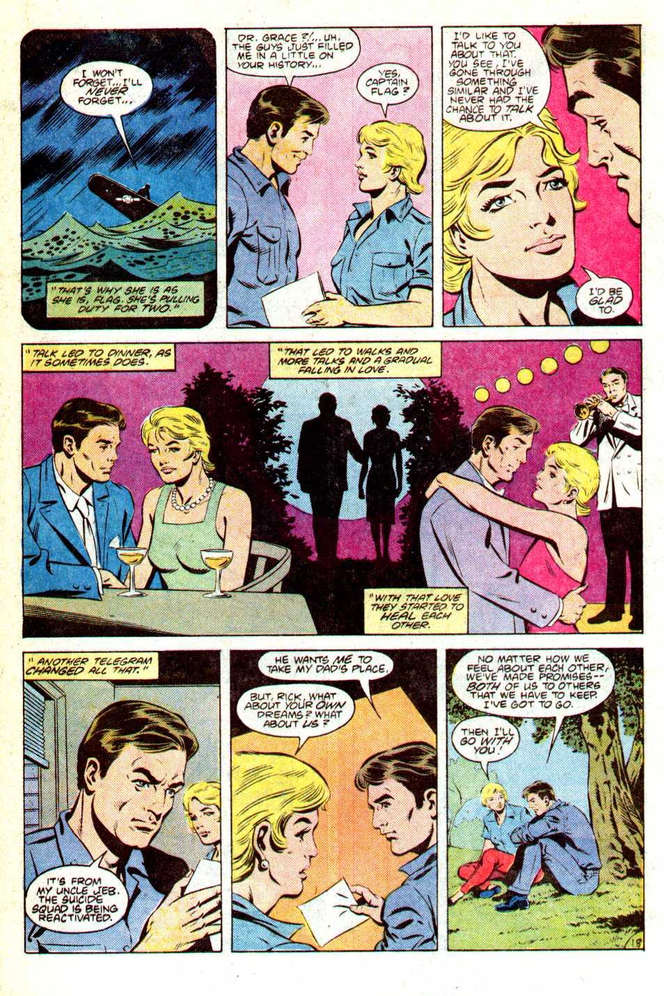 Read online Secret Origins (1986) comic -  Issue #14 - 21