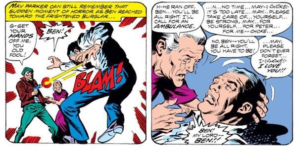 10 Kematian Superhero Paling Populer dan Ikonik dalam Komik