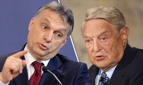 Ο Ούγγρος Ορμπάν δεν αστειεύεται! Βάζει λουκέτο στο ίδρυμα του Σόρος στις 31 Αυγούστου θα μείνουν χωρίς δουλειά οι antifa