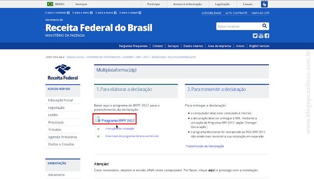 http://idg.receita.fazenda.gov.br/interface/cidadao/irpf/2017/download/multiplataforma-zip