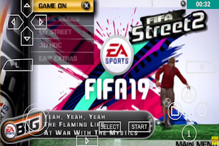 FIFA 19 Street by Dl Gameplays CSO PPSSPP