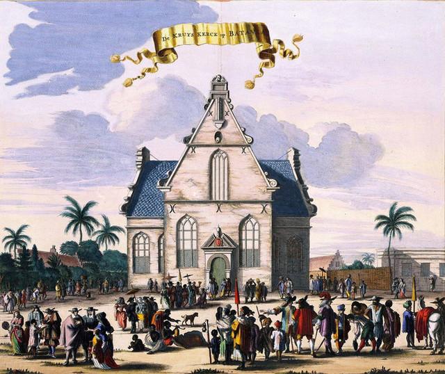 Sejarah VOC (Vereenigde Oost-Indische Compagnie)