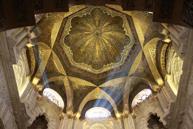 Cúpula del Mihrab