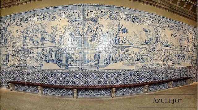 zwiedzanie muzeum azulejo