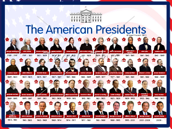Remarkable image inside printable pictures of presidents