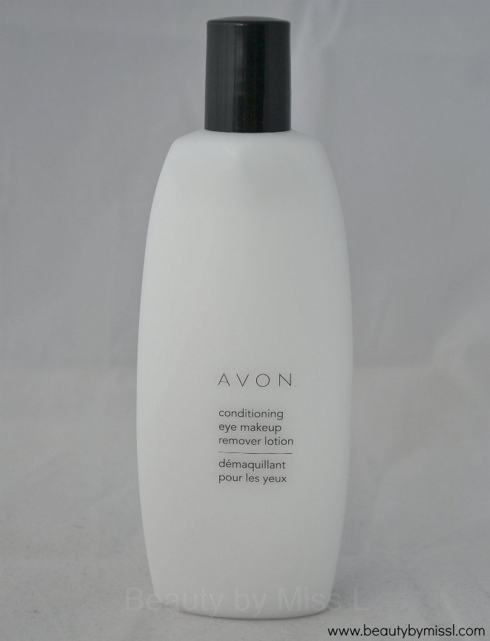 Avon Conditioning Eye Makeup Remover Lotion