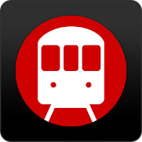 logo de l'application Android New York Subway MTA Map