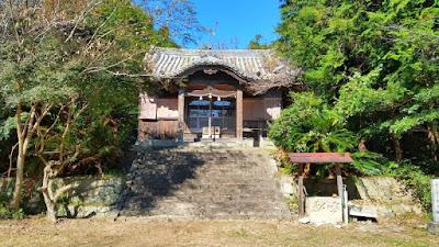 人文研究見聞録:諏訪神社(板野町) [徳島県]