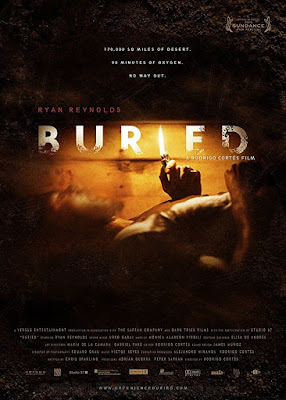 Sinopsis film Buried (2010)