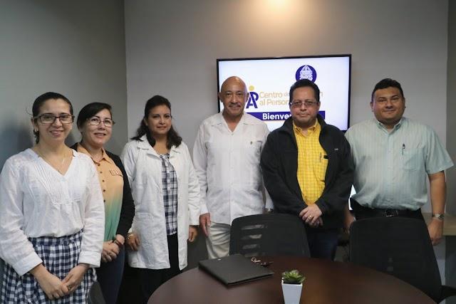 Inauguran el cuarto Centro de Atención al Personal (CAP) de la UADY