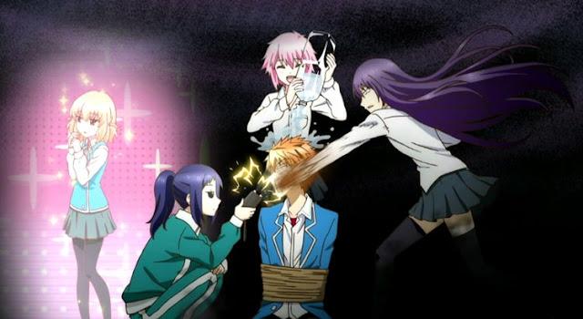 Anime Terbaik Winter 2014 - D-Frag