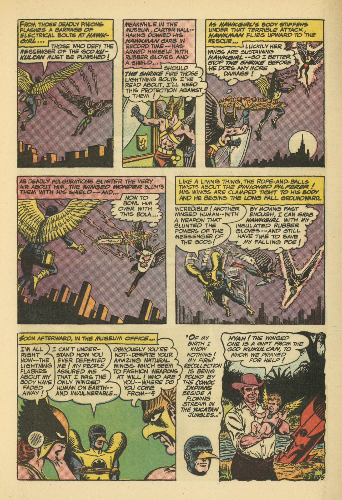 Hawkman (1964) issue 11 - Page 8