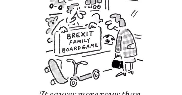Ole Martins blogg: Brexit som brettspill