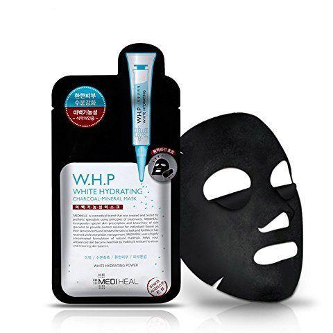 5. Mặt Nạ Thải Độc Sáng Da Mediheal W.H.P Mineral Mask