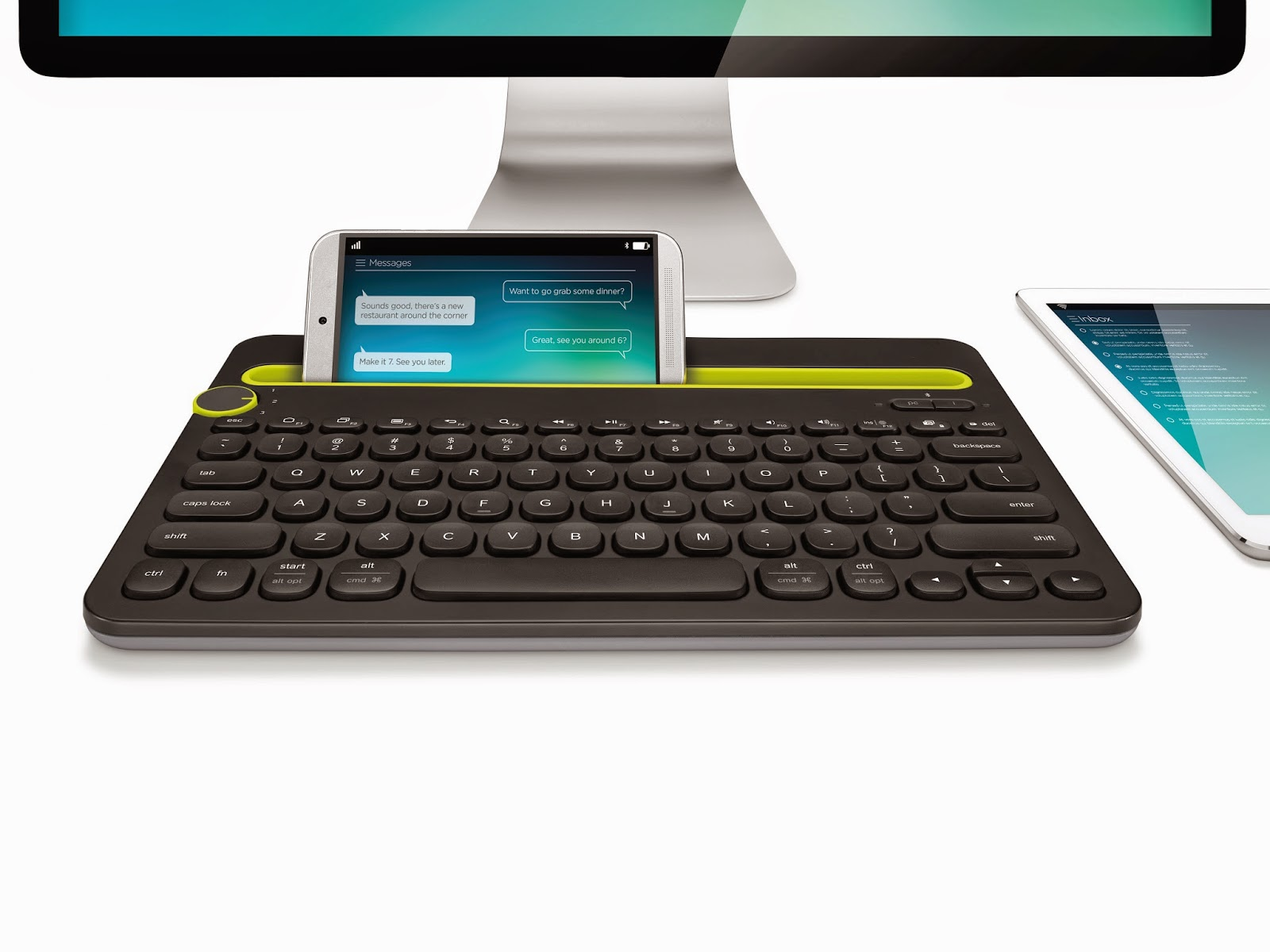 Logitech Honored by CEA with Four 2015 CES Innovation Awards