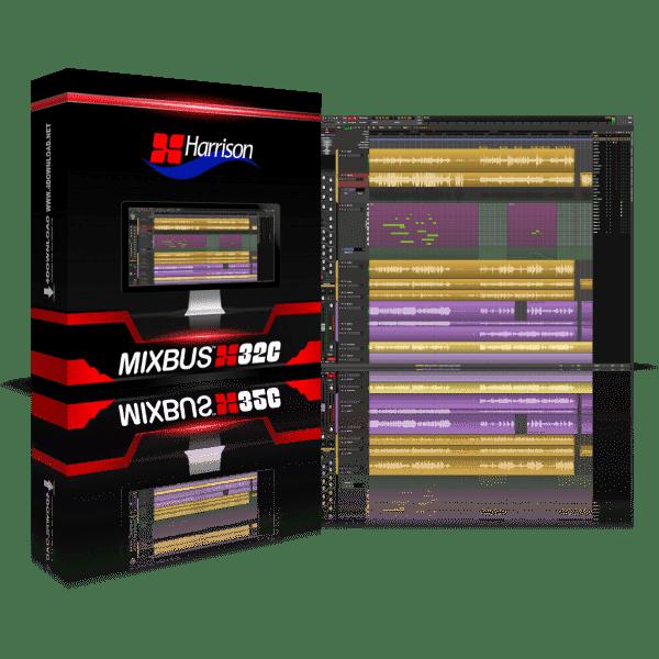 Harrison Mixbus 32C v5.3.2.2 Full version