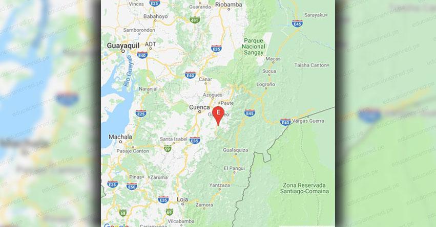 TEMBLOR EN ECUADOR de 4.6 Grados (Hoy Lunes 16 Julio 2018) Terremoto Sismo EPICENTRO Gualaceo - Azuay - Puyo - Pastaza - www.igepn.edu.ec