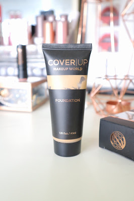 Makeup World Foundation Review and Swatch