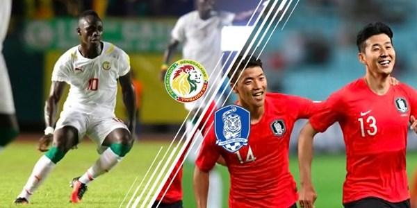 مشاهدة مباراة السنغال وكوريا الجنوبية بث مباشر يلا شوت اون لاين اليوم 11-6-2018 رابط بث مباشر مباراة السنغال ضد كوريا الجنوبية