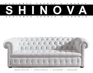 Shinova publica el EP digital Sesiones Frente a Frente