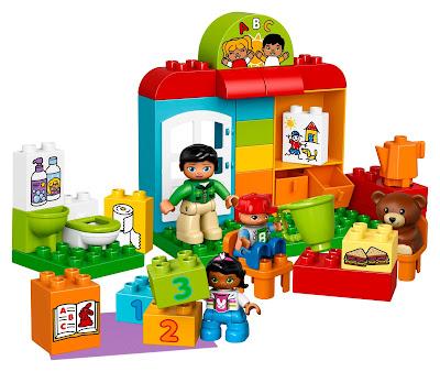"""bauspaß mit LEGO DUPLO """"Vorschule"""""""