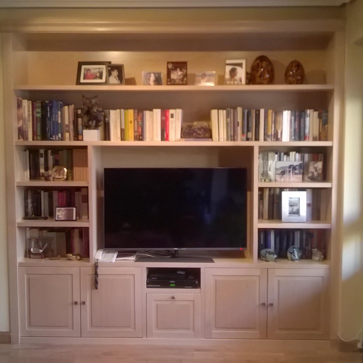 Libreria a medida madrid mueble libreria 617075183 elcarpinterodemadrid librerias a - Libreria universitaria madrid ...