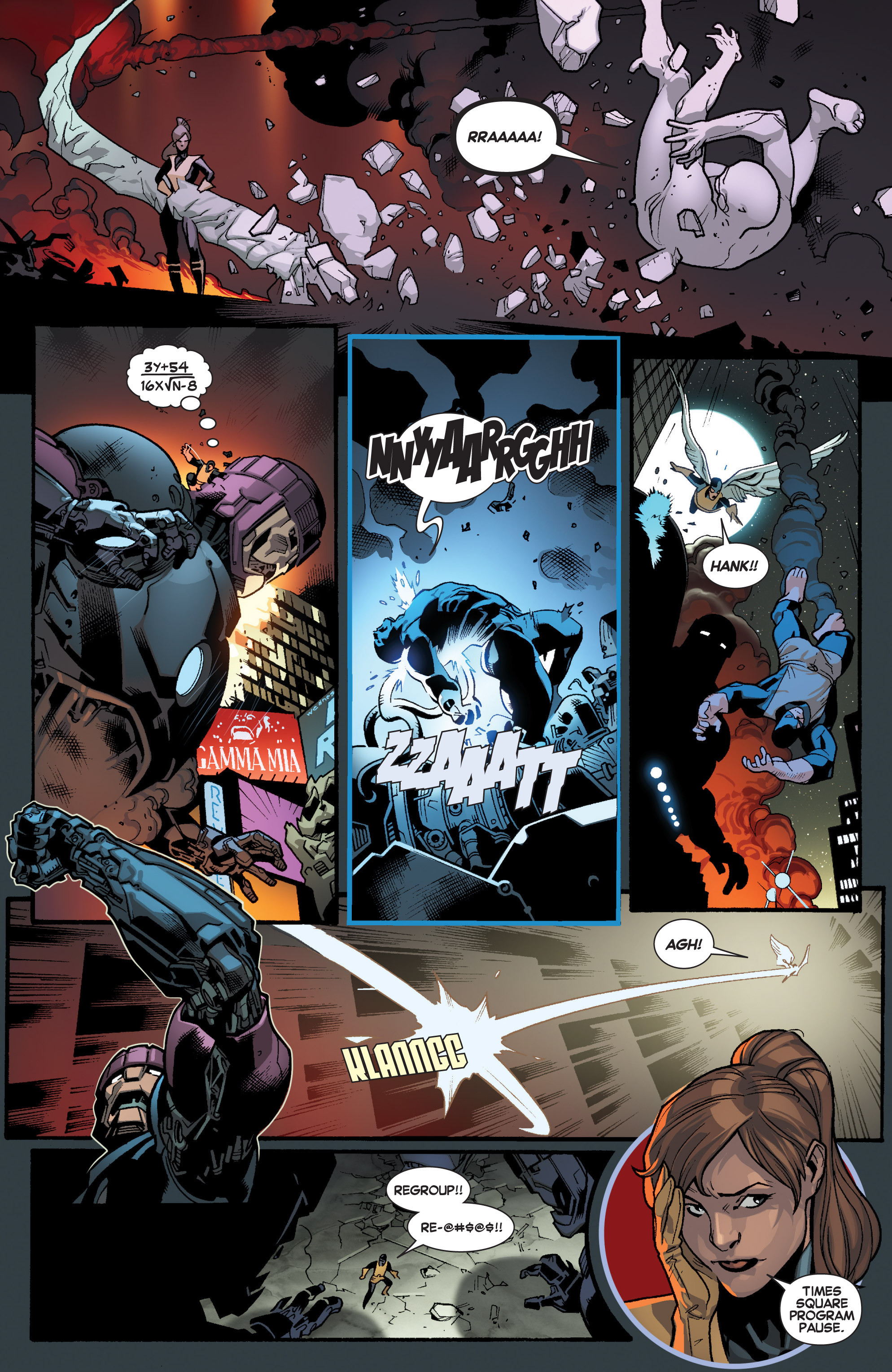 Read online All-New X-Men (2013) comic -  Issue # _Special - Here To Stay - 73