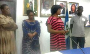 Nigerian Woman Apprehended While Attempting To Traffick 2-month Old Baby
