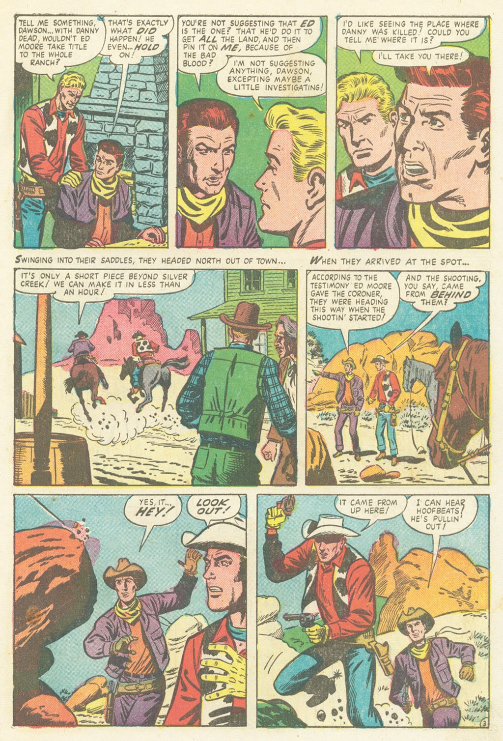 Kid Colt Outlaw issue 52 - Page 29
