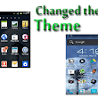 How to change the theme on samsung galaxy y | Sl4tech