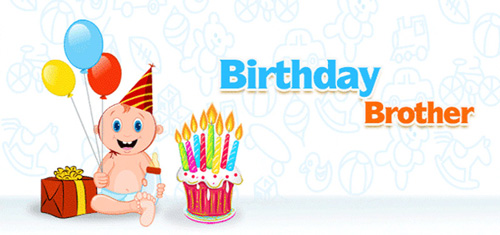 Heart Touching Birthday Quotes | Wishes | Messages and Images for  Brother