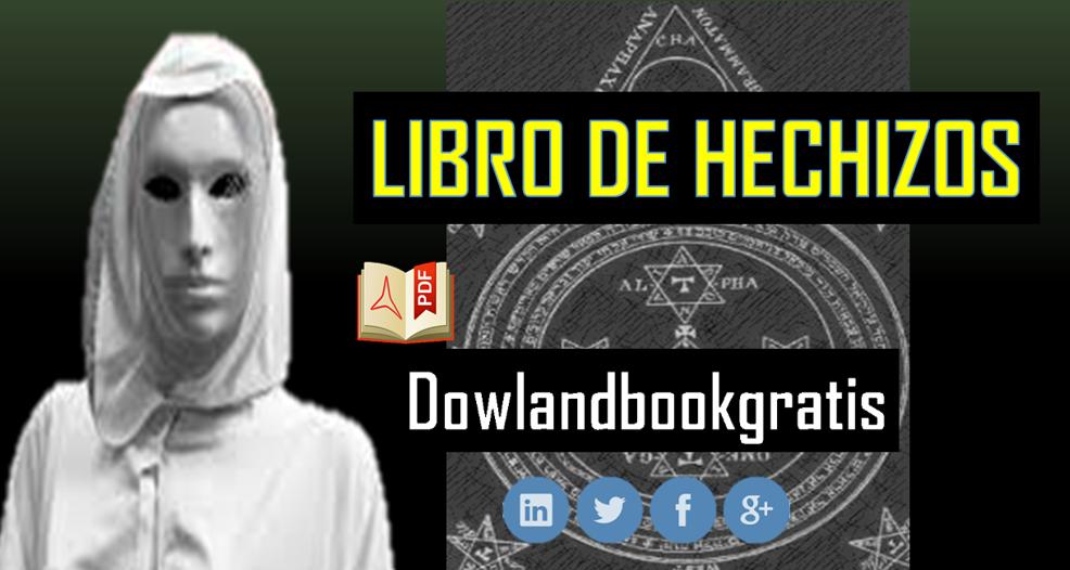 LIBRO DE HECHIZOS (Libro