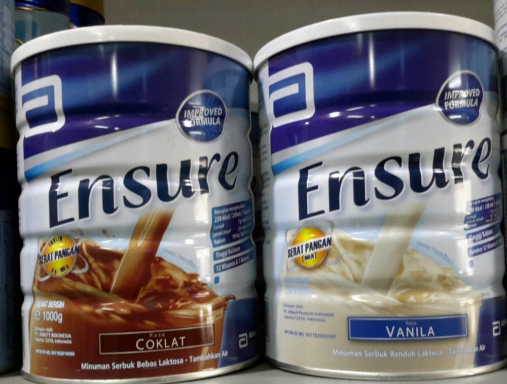 15 Manfaat Susu Ensure Menurut Pakar Nutrisionist Bang Isman Com