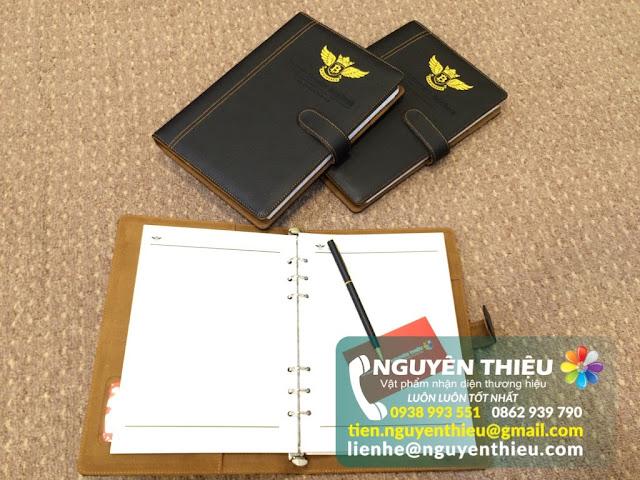 Sổ tay bìa da đóng còng, chọn sản phẩm sổ tay bìa da giá rẻ nhưng đảm bảo chất lượng? sổ tay bìa da