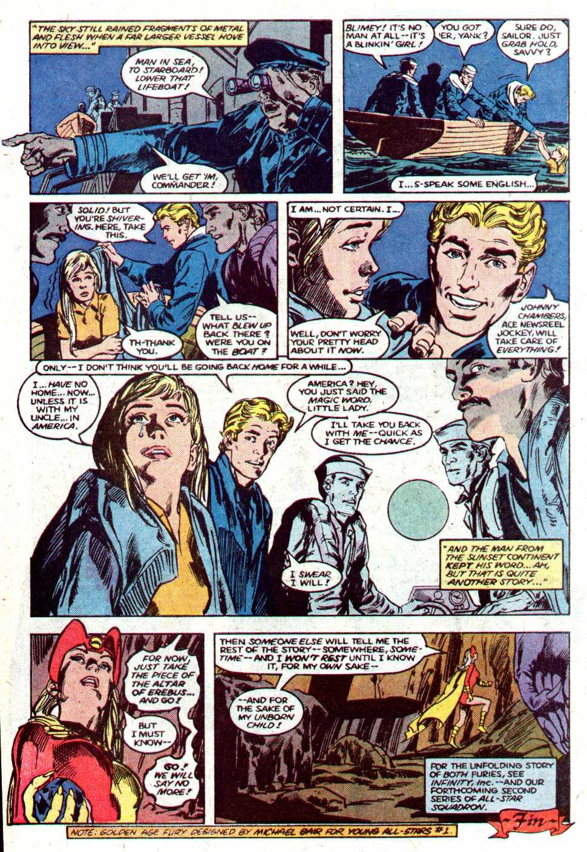 Read online Secret Origins (1986) comic -  Issue #12 - 17