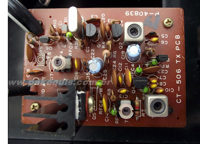 Super Fone CT3000N TX PCB